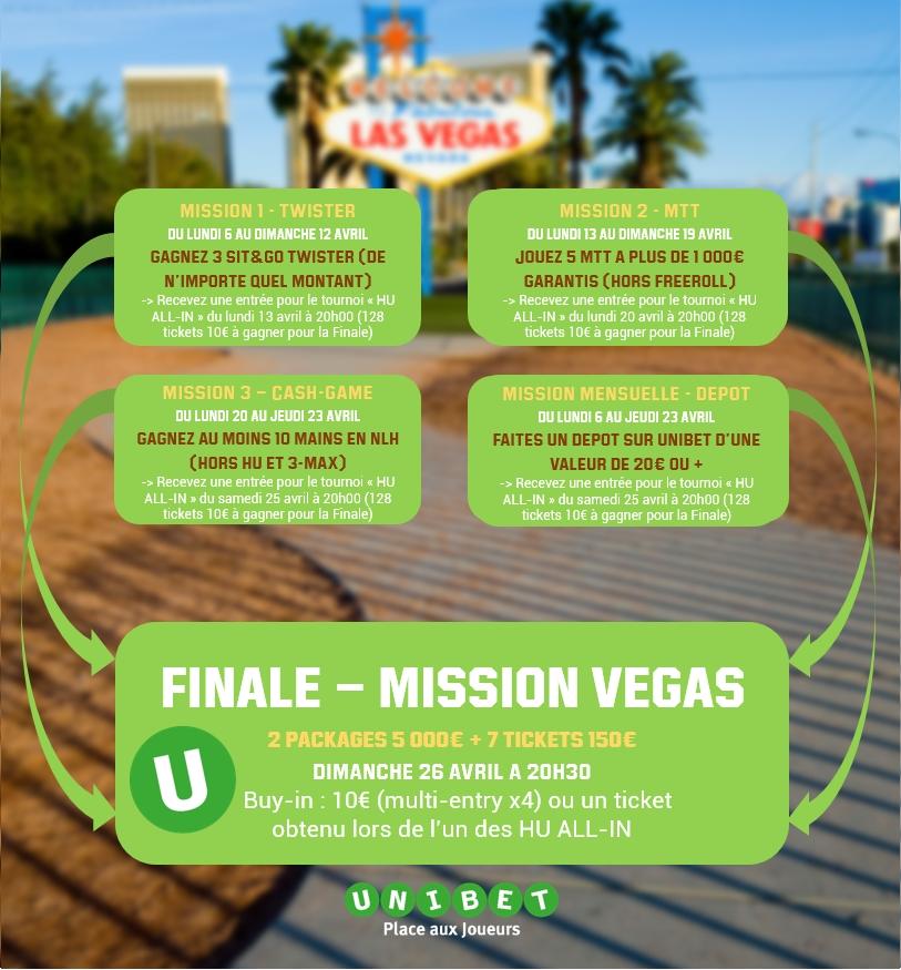 Mission WSOP U