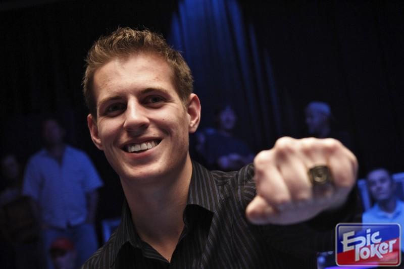 Mike McDonald Epic Poker League