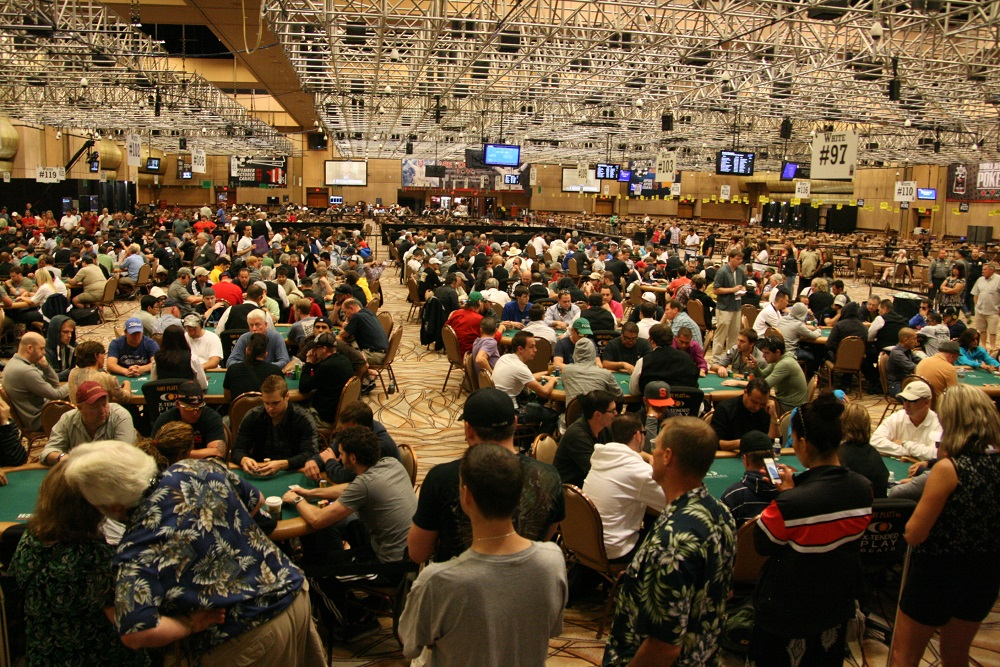 WSOP Main Event Vegas