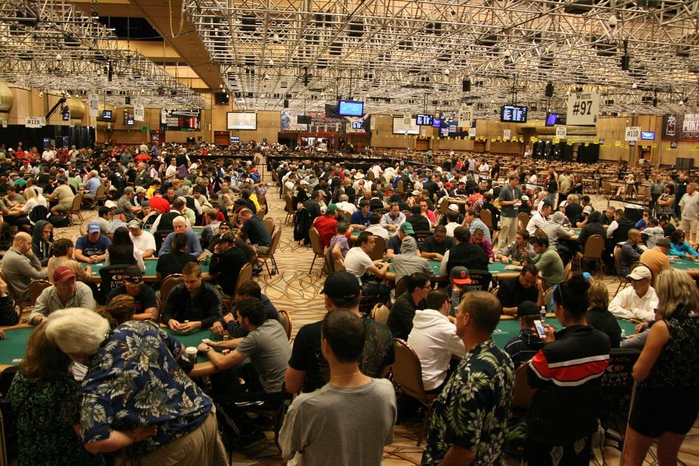 WSOP Main Event Vegas