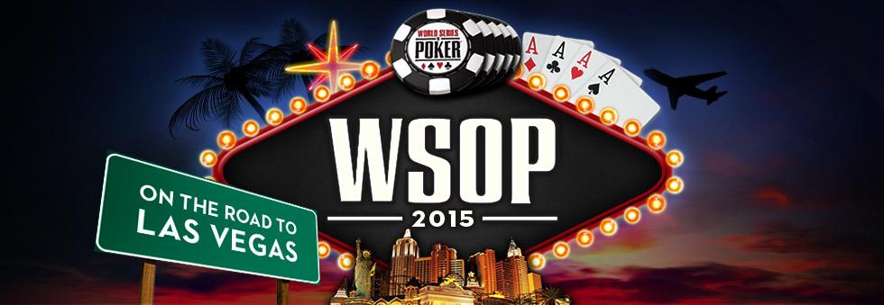 WSOP Vegas 2015