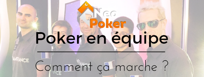 Poker en équipe
