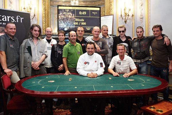 pokerstars team pro