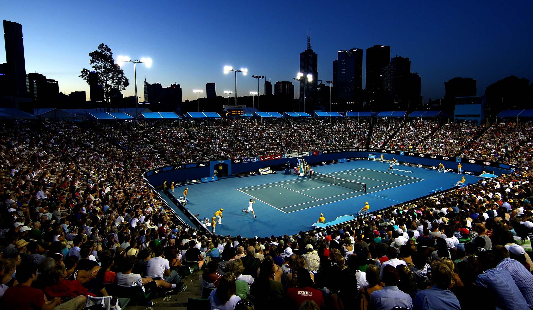 2016 Australian Open - betclic