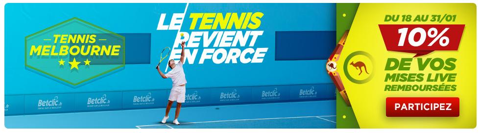 tennis betclic