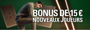 pokerstars bonus bienvenue
