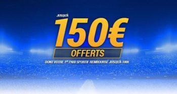 Code Promotionnel France-Pari : tapez FPGDPMAX et touchez 250€
