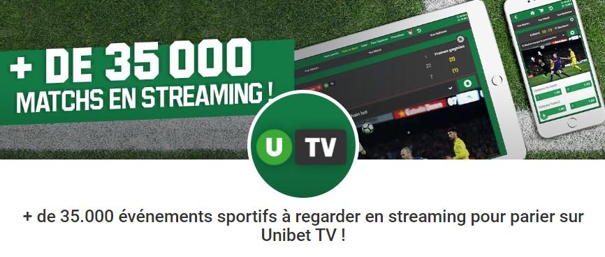Avis sur Unibet Sports