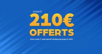 Code Promotionnel France-Pari : tapez FPGDPMAX et touchez 310€